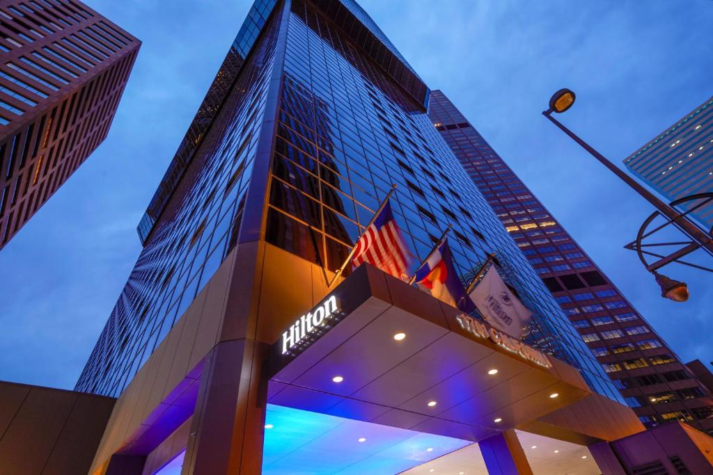Hotels In Denver >> Hotel Hilton Denver City Center Co Booking Com