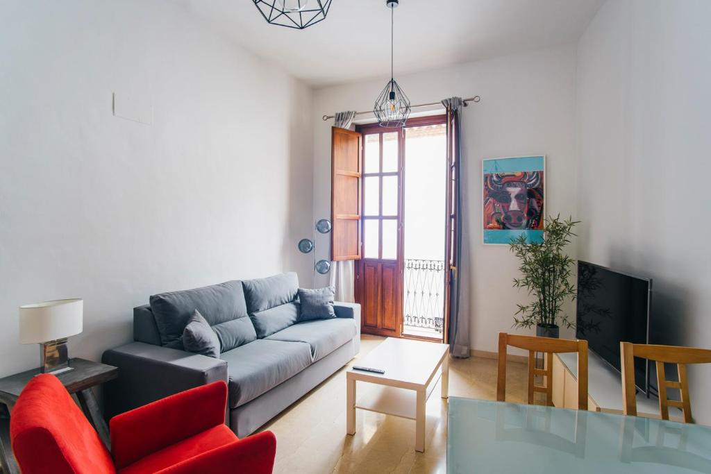 Location Appartement Seville Booking
