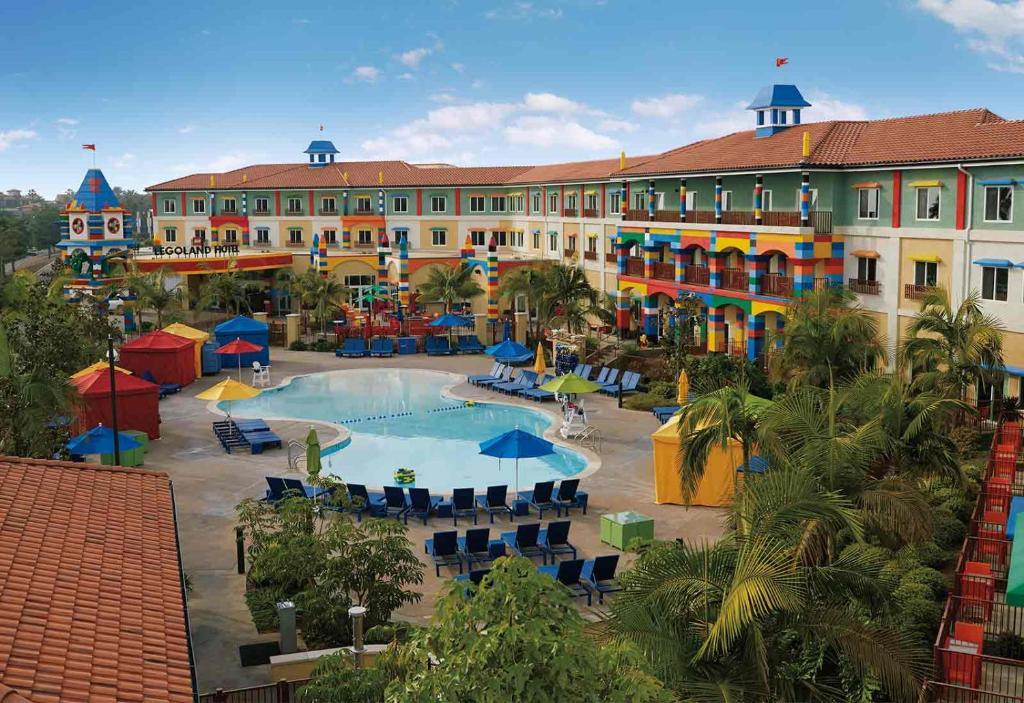 Legoland California Resort & Castle Hotel.