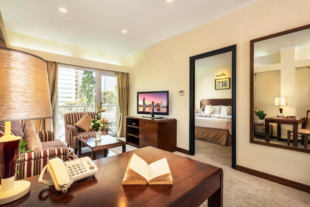 Suite Norfolk Có Sân Hiên