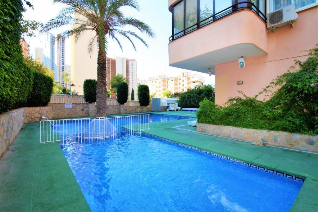 Apartment Cadiz 4-B, Benidorm, Spain - Booking.com