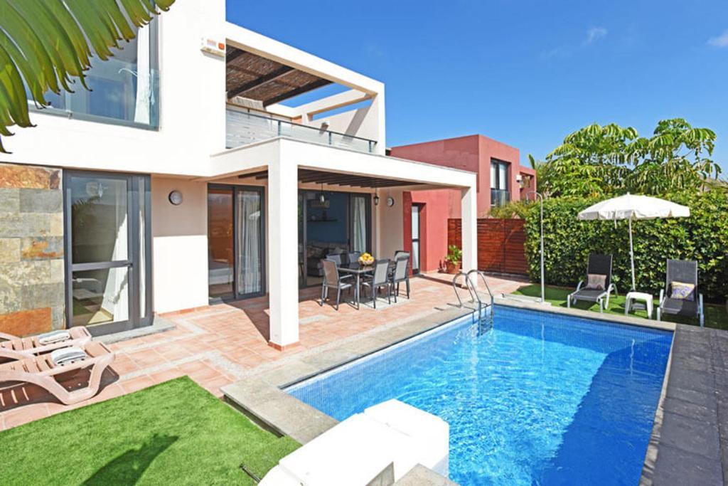 Villa Salobre Las Terrazas 10 (Spanje Maspalomas) - Booking.com