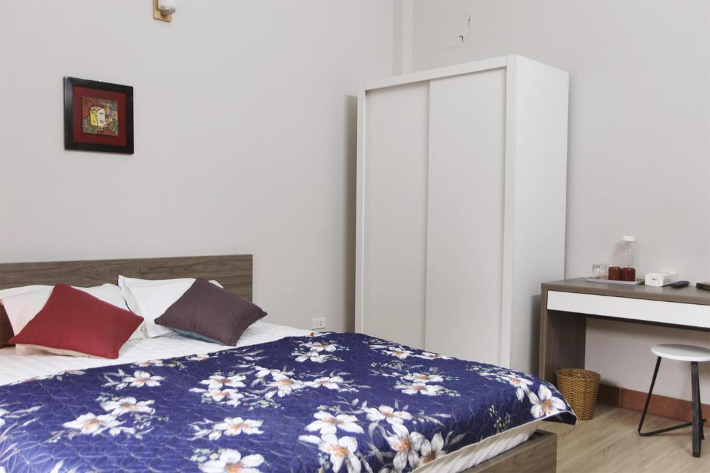 Phòng Deluxe có giường cỡ King