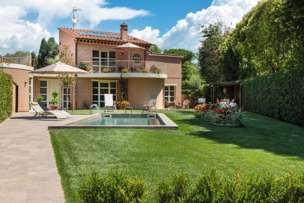 Villa Casa Maraviglia, Lucca, Italy - Booking.com