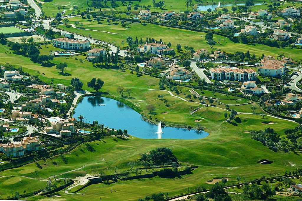 A bird's-eye view of Pestana Golfe Resort
