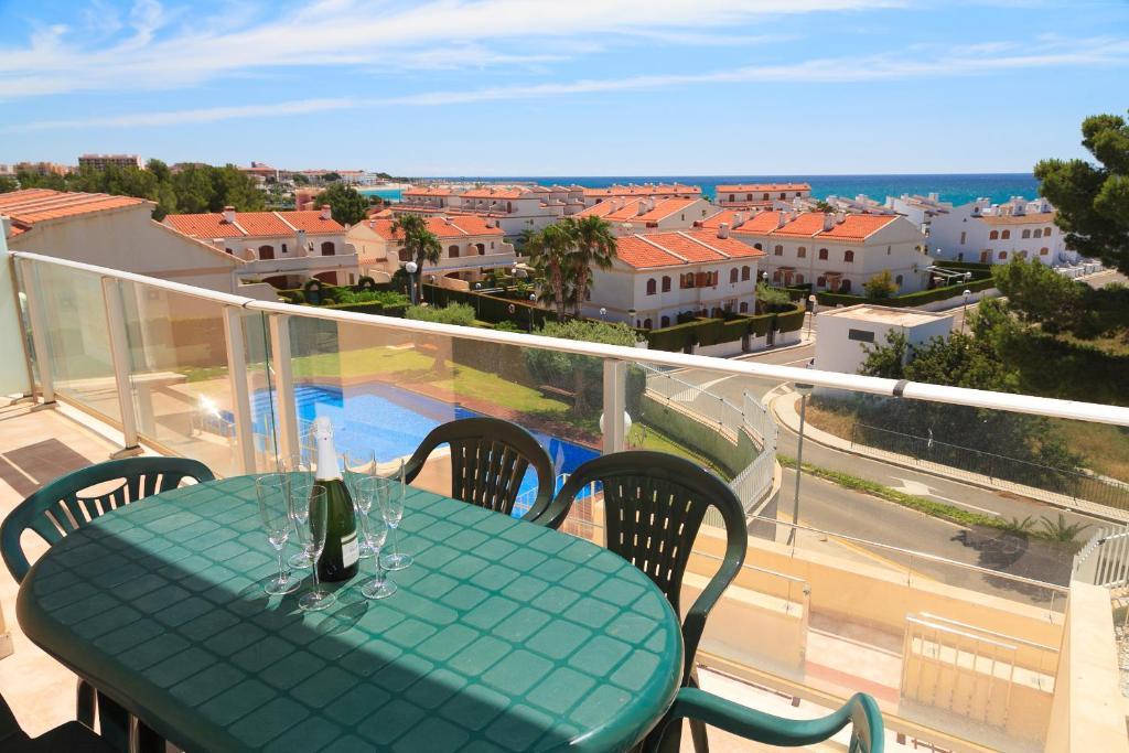 Booking Com Uhc Platja D Or Family Apartments Hospitalet De L