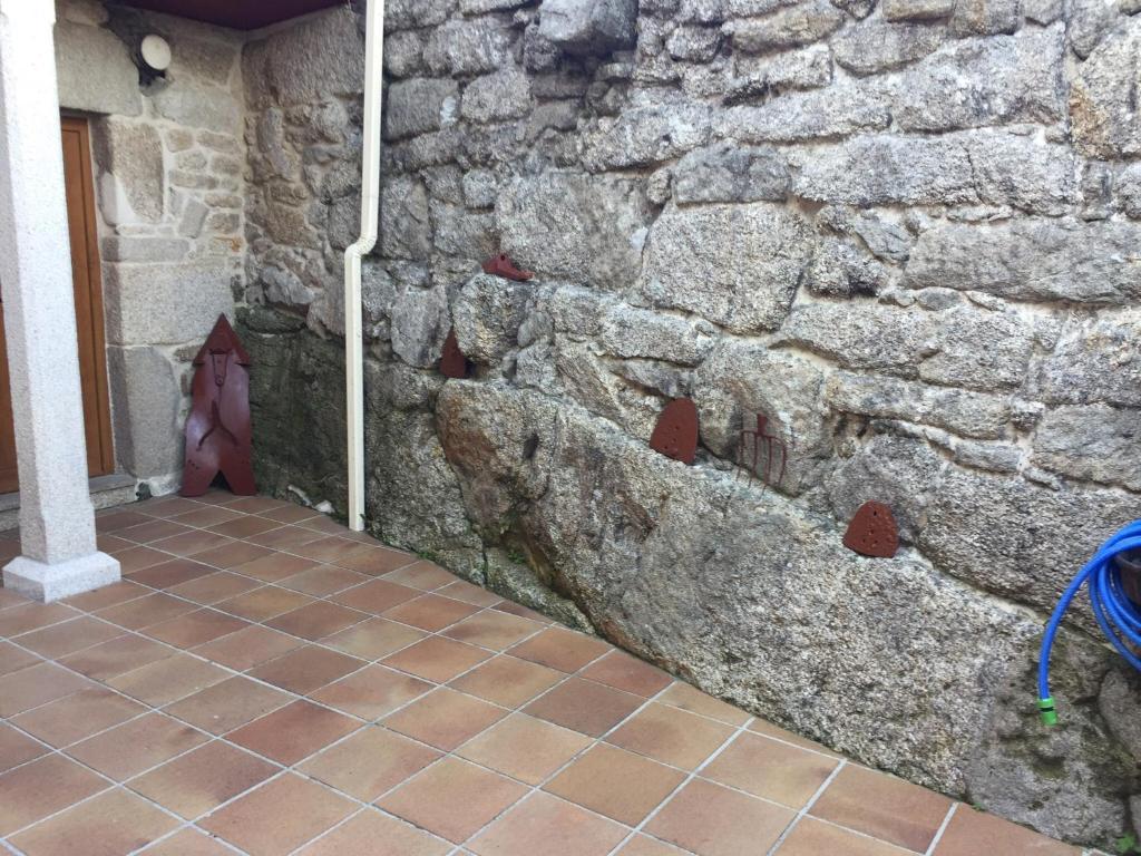 Casa de campo O Candil De Santa Ana (España Pontevedra ...