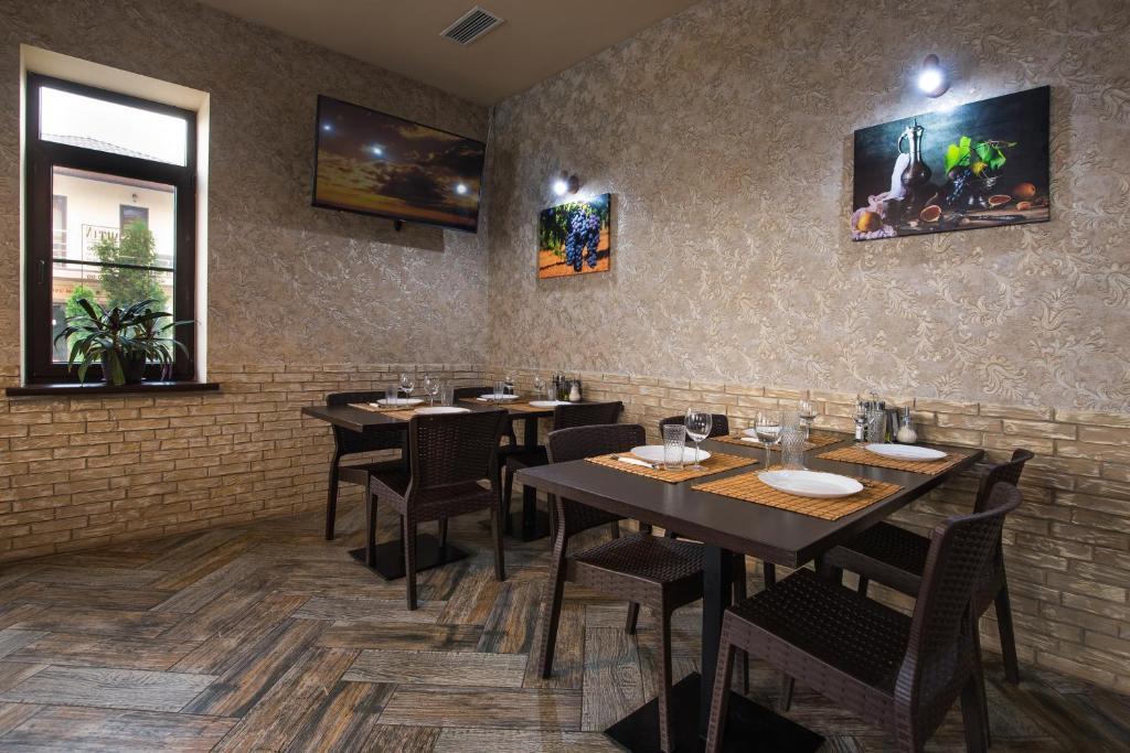 Ресторан / где поесть в Гостиница Распутин
