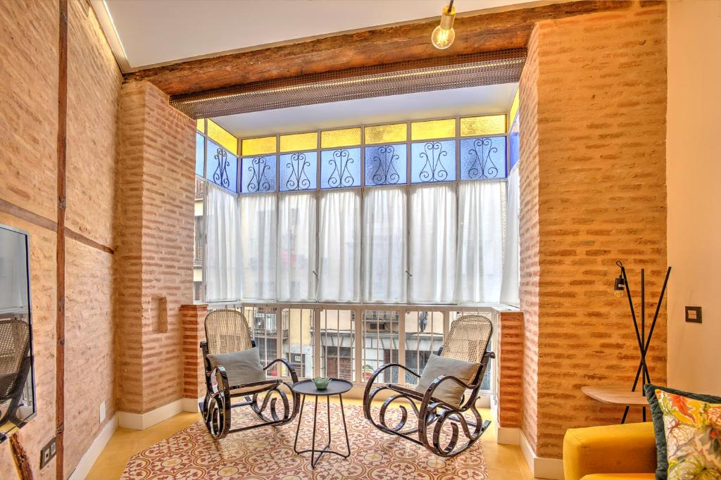 Apartment Casa de las Meninas y del Anillo, Toledo, Spain ...