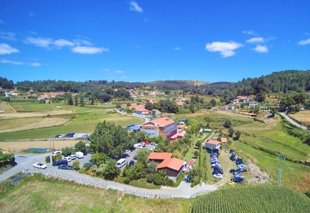 A bird's-eye view of Quinta Da Fontinha