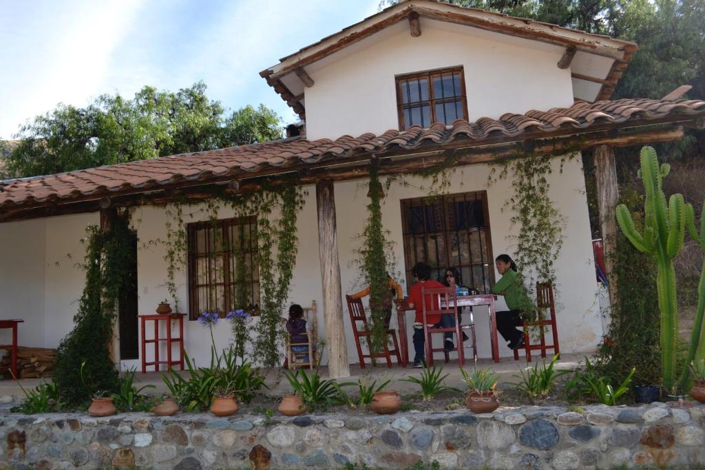 Holiday home Casita de campo Huaraz, Yungar, Peru - Booking.com