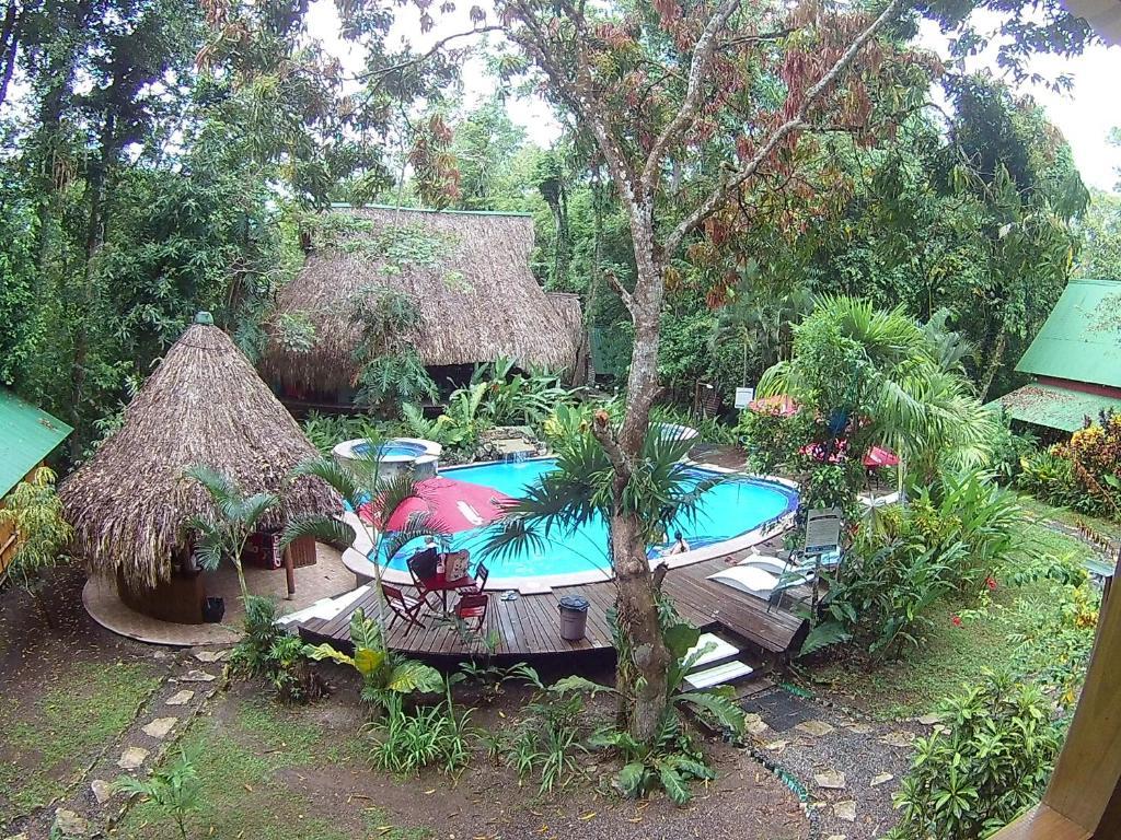 Hotel Hacienda Tijax Jungle Logde, Río Dulce (con fotos y ...