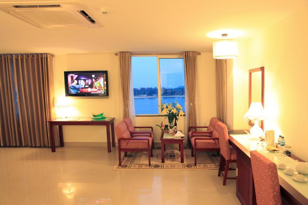 Phòng cỡ King có Tầm nhìn ra Biển