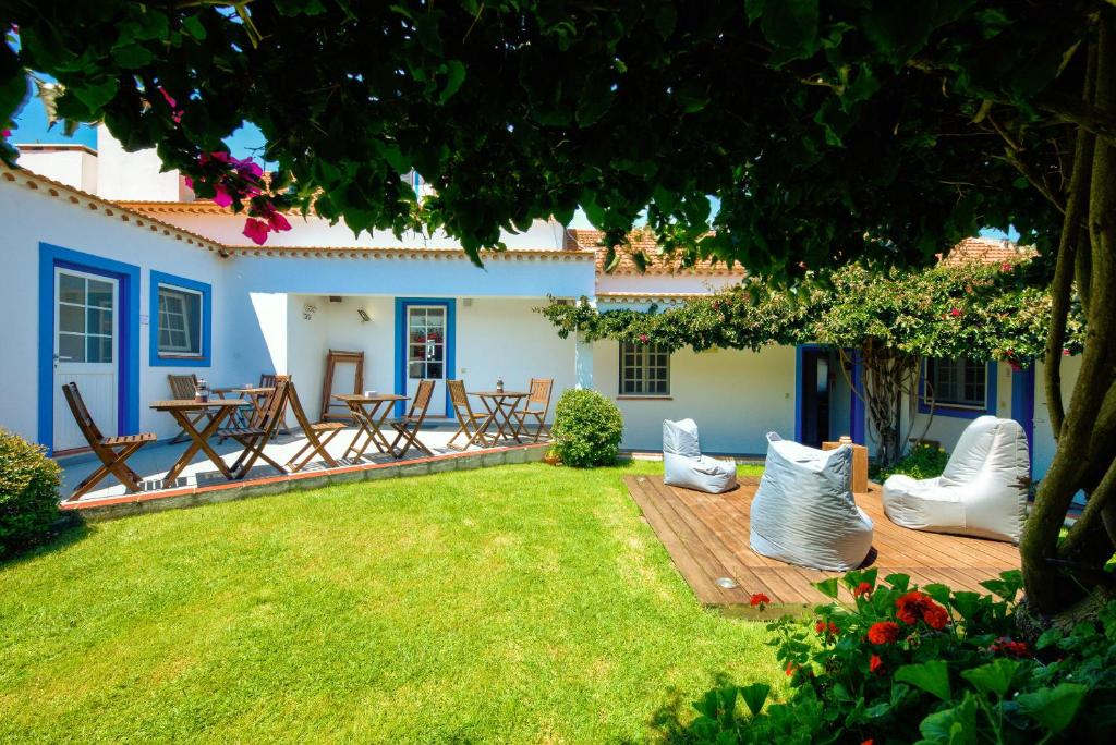 Villa Berlenga, Holidays