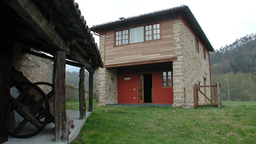 Casa de vacaciones Canciu (España Sevares) - Booking.com