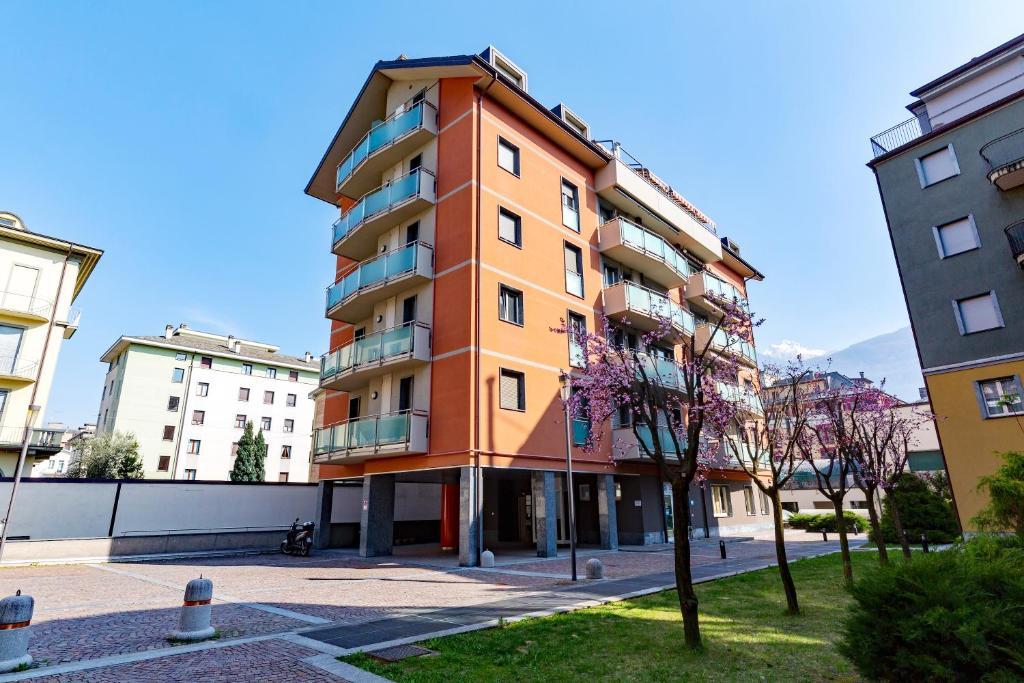 Cameretta A Ponte Auchan.Residenza Concordia Sondrio Italy Booking Com