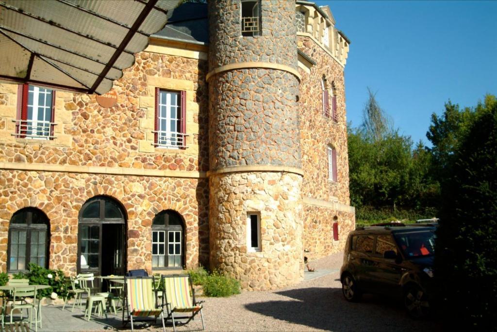 Chambres d'Hôtes Castel Des Cèdres