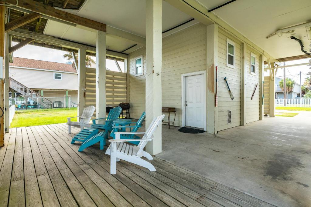 Blue Starfish, Galveston – Rezervujte si so zárukou najlepšej ceny!