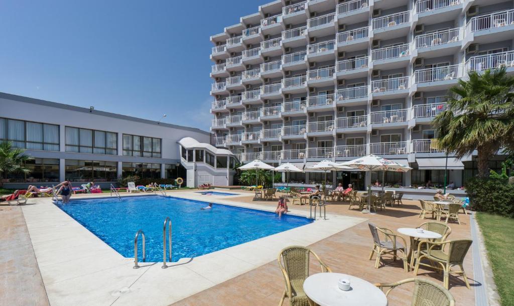 Hotel Benalmádena Balmora (España Benalmádena) - Booking.com
