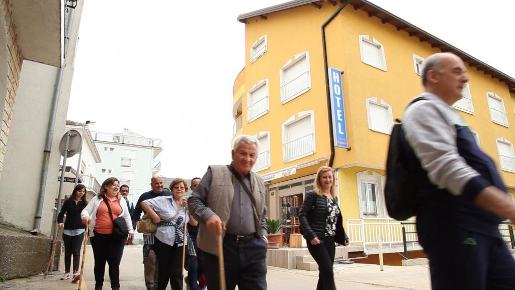 Guests staying at Hotel Bagarić