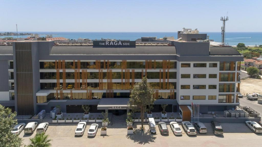The Raga Hotel Side Tyrkiet Side Booking Com