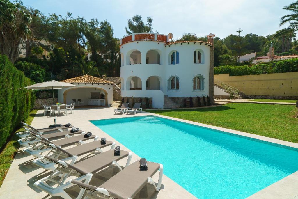 Villa Lucia (Spanje Jávea) - Booking.com
