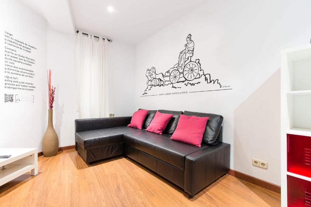 Apartment Book In Madrid Puerta Del Sol Spain Booking Com
