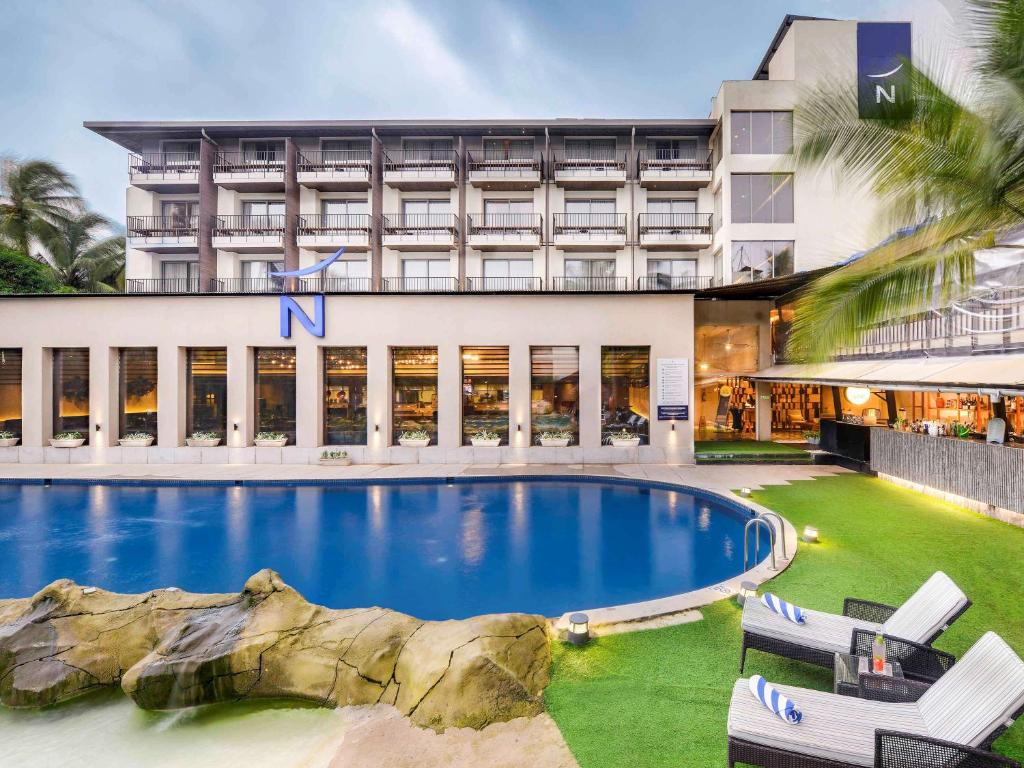 Novotel Goa Candolim India Booking Com
