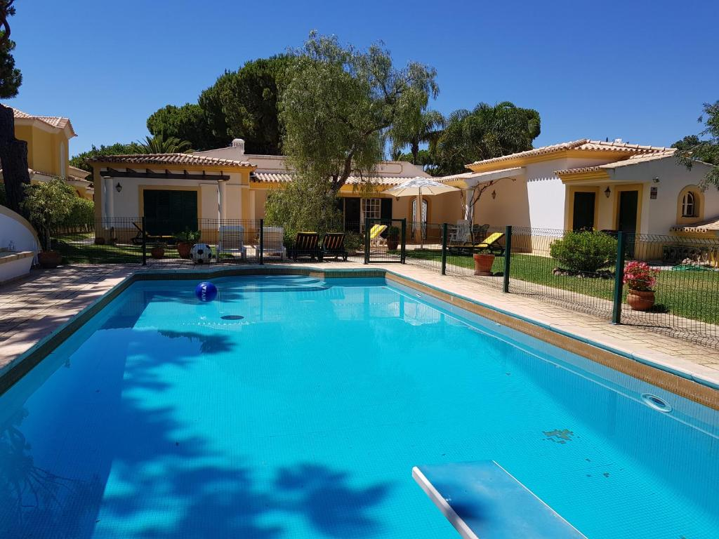 The swimming pool at or near The Pinewood Villa
