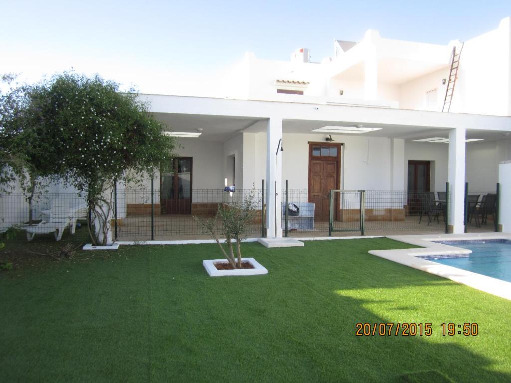 Casa de campo Casas La Luna (España Conil de la Frontera ...