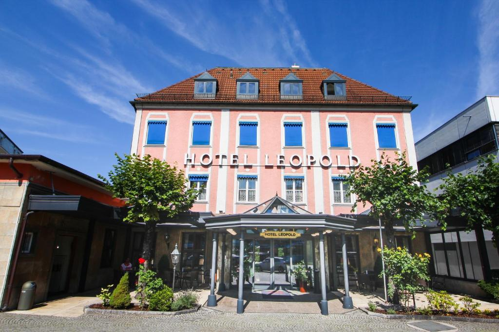 hotel leopold münchen