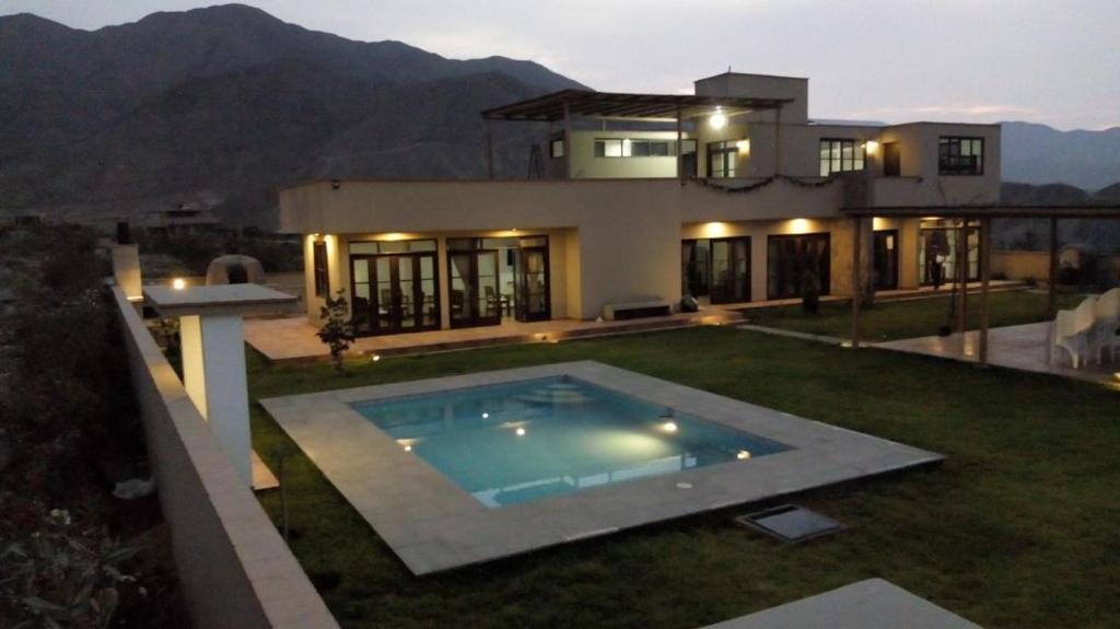 Casa De Campo Cieneguilla (Perú Casa Vieja) - Booking.com