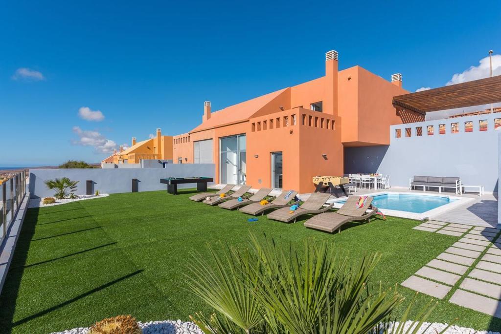 Villa Elena y Mario, Caleta De Fuste, Spain - Booking.com