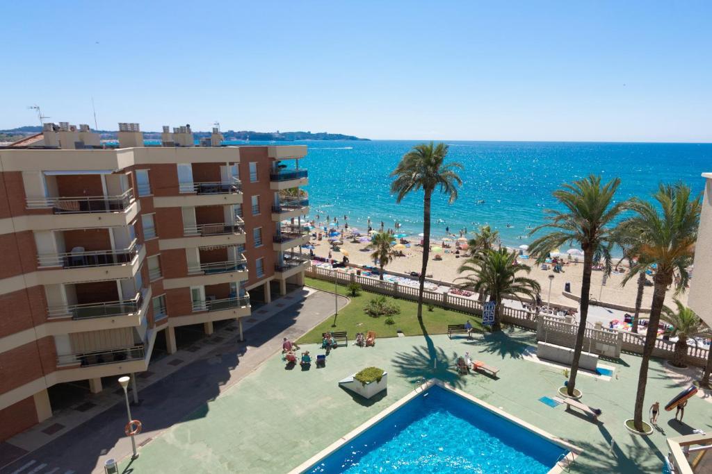 Vista de la piscina de Ibersol Sol De España o alrededores