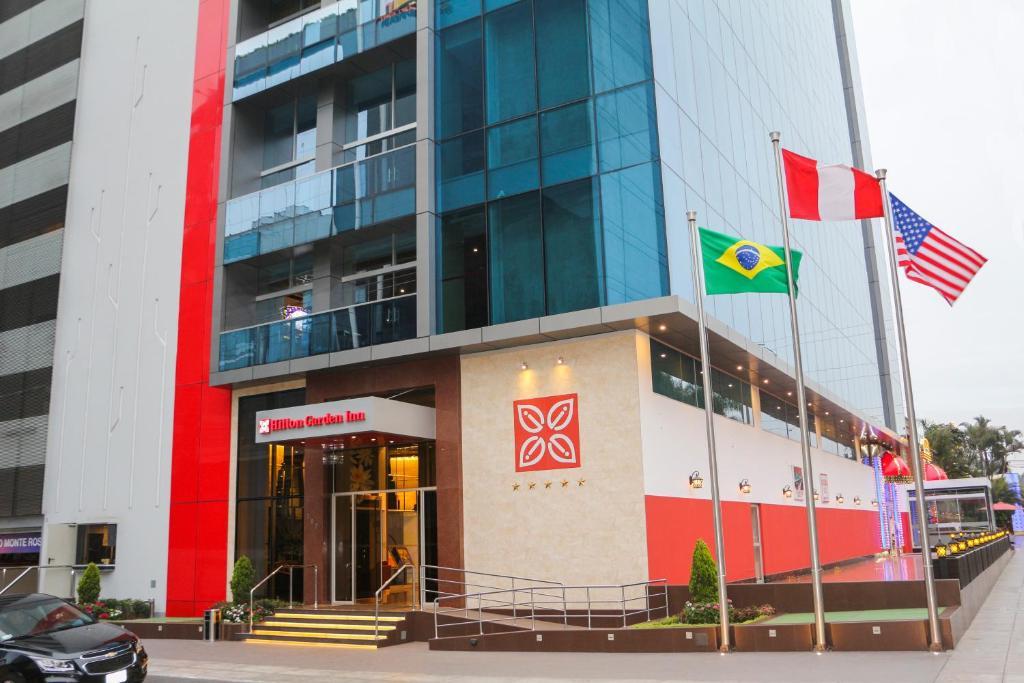 Hilton Garden Inn Lima Surco, Peru, Lima – Precios ...
