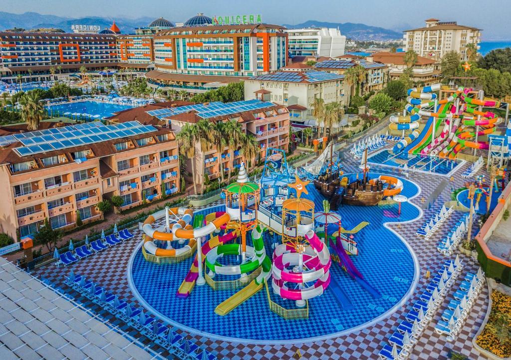 Один из лучших отелей в Турции на Средиземном море  !