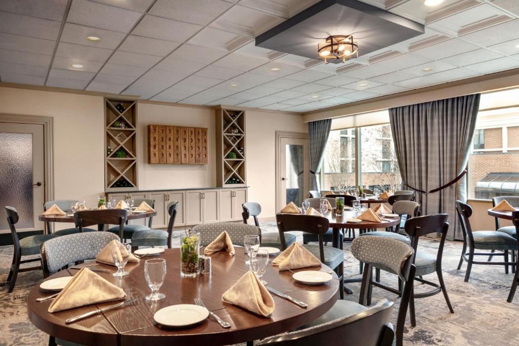 Hotel Doubletree By Hilton Mclean Tysons Tysons Corner Va