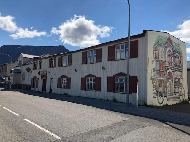 Bryggjukaffi Hostel