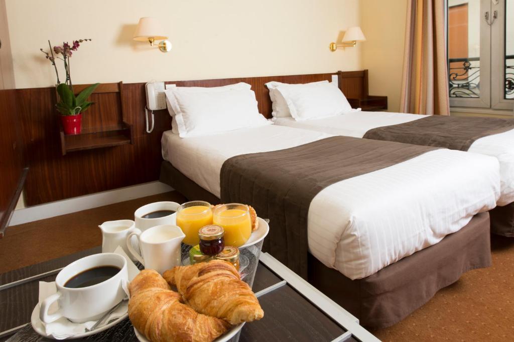 Hoteles baratos en París