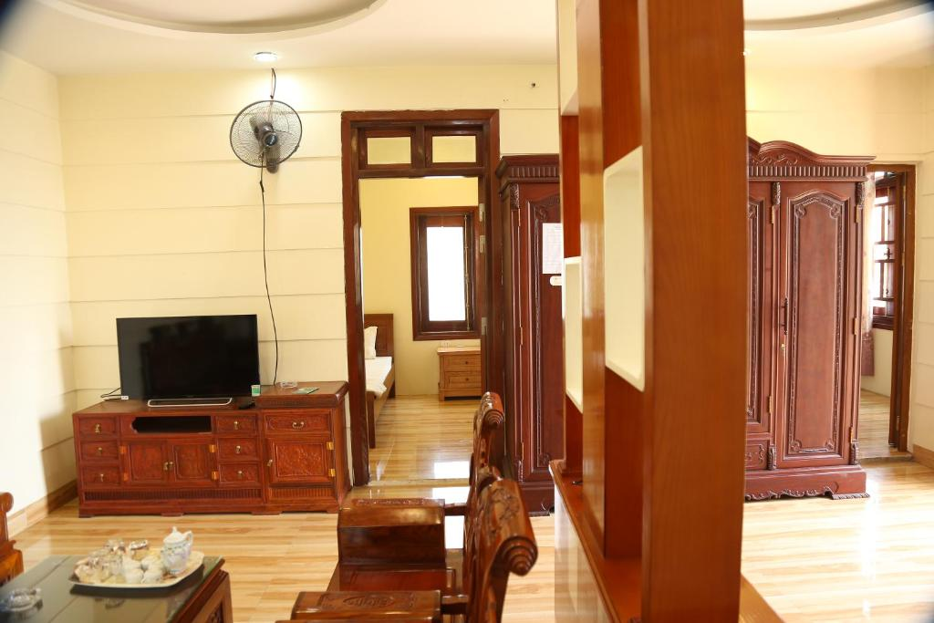 Phòng Gia đình với Ban công