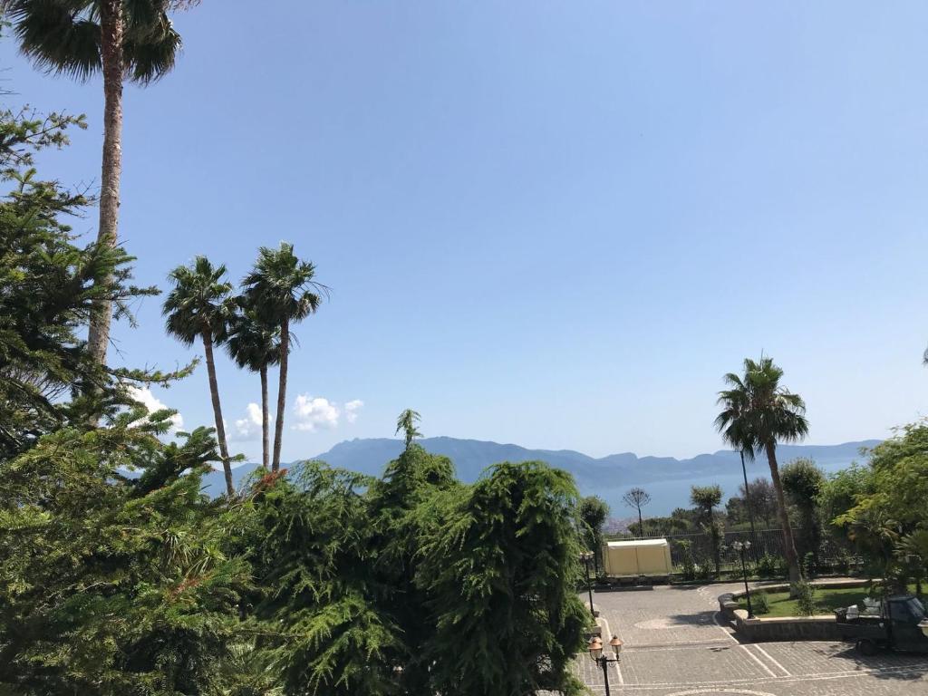 Hotel Parco Vesevus Boscotrecase Italy Booking Com