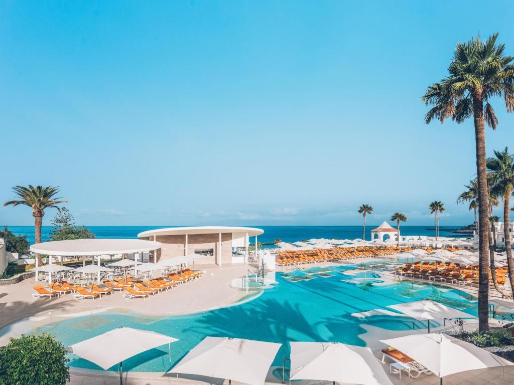 Vista de la piscina de Iberostar Selection Sábila - Adults Only o alrededores