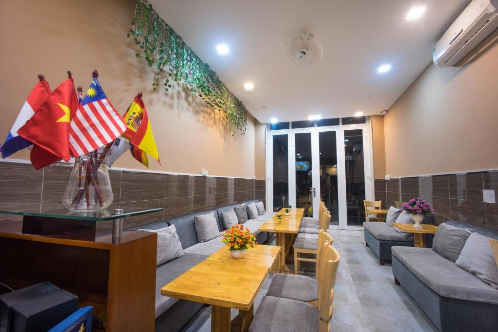 Language Exchange Hostel 1