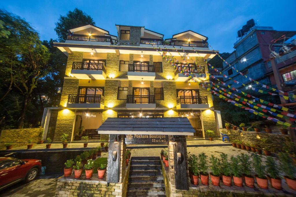 Pokhara Boutique Hotel