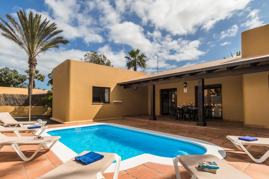 Villa House Oasis Corralejo (Spanje Corralejo) - Booking.com