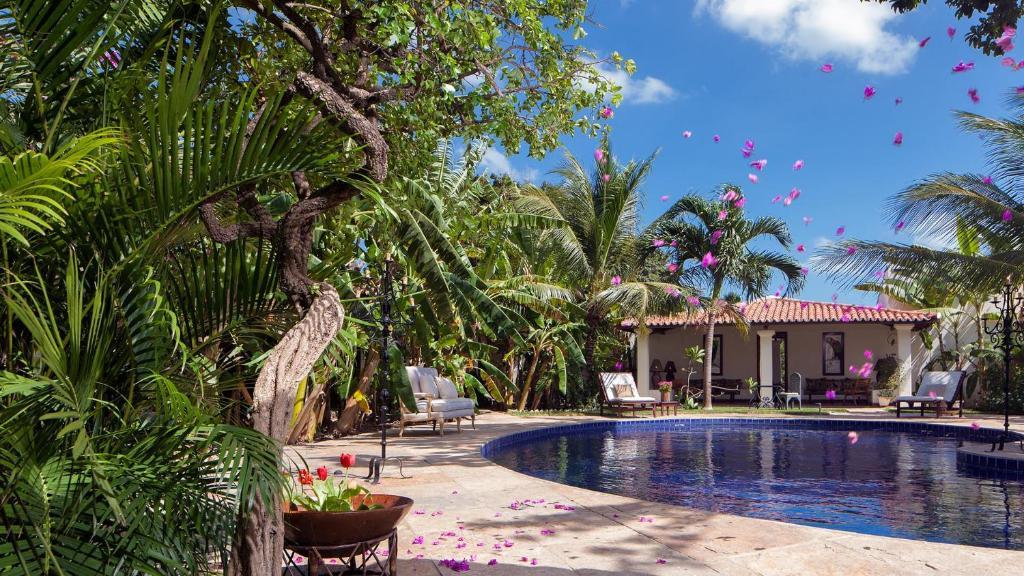 A piscina localizada em Casa de São José Hotel de Charme ou nos arredores