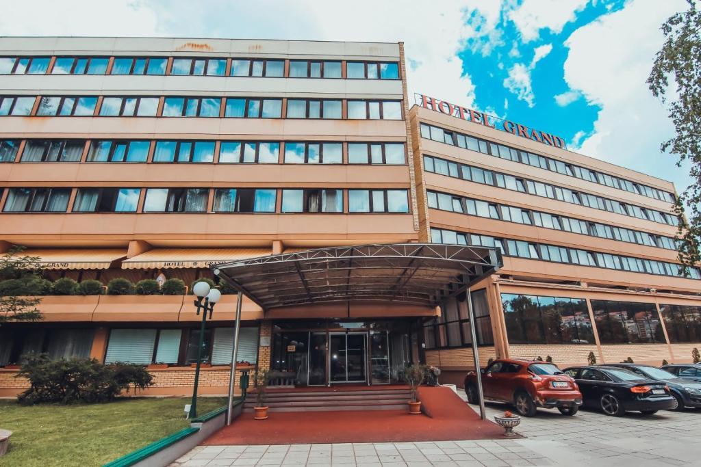 Hotel Grand Sarajevo Bosnia Herzegovina Booking Com