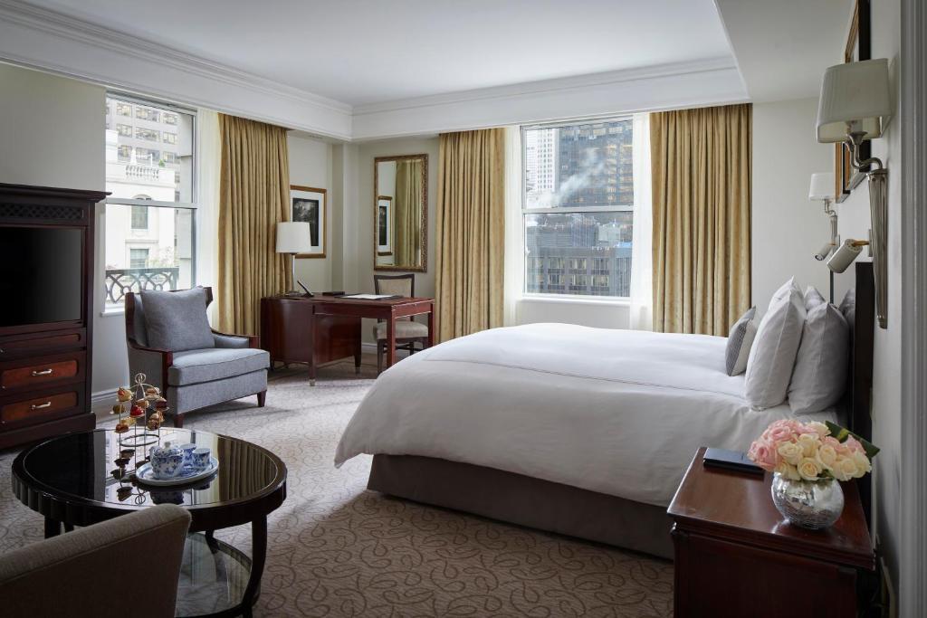 Hotel The Peninsula New York (USA New York) - Booking.com