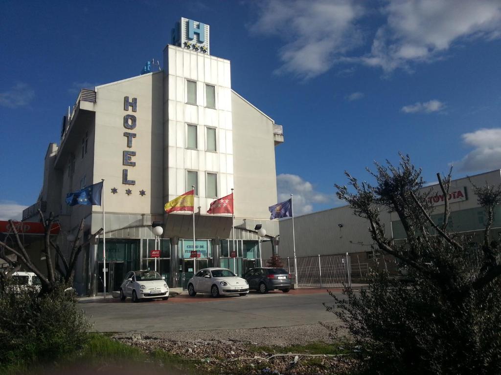Hotel Ciudad de Fuenlabrada, Fuenlabrada (with photos ...