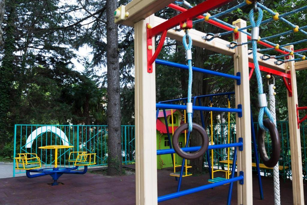 Детская игровая зона в Санаторий Золотой Колос